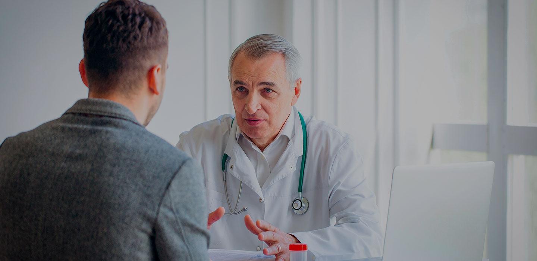 Uso de inyecciones intracavernosas en medicina sexual